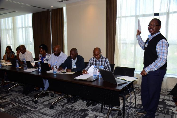 Tasai Technical Meeting in Nairobi