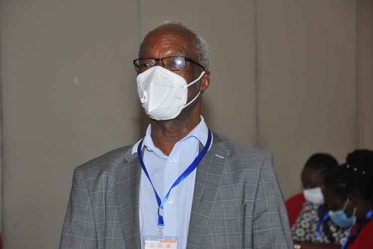 Prof. Stephen Mbogoh